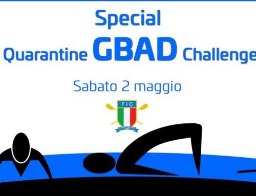 Special Quarantine GBAD Challenge